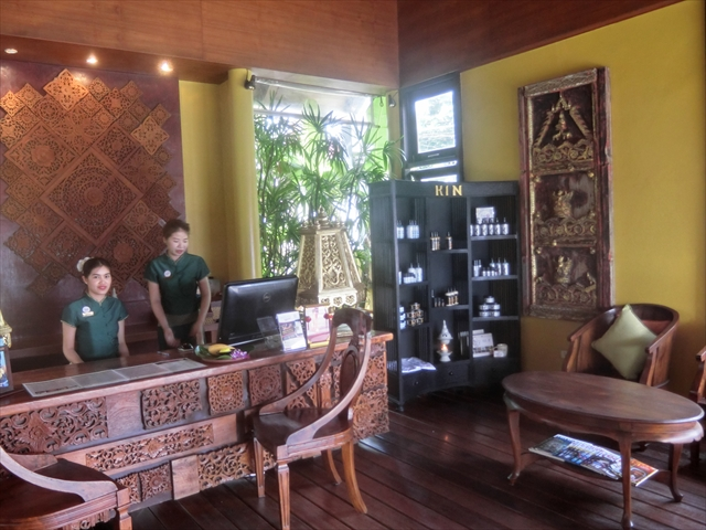 porriga kvinnor oasis thai spa
